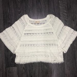 Hollister beach knit